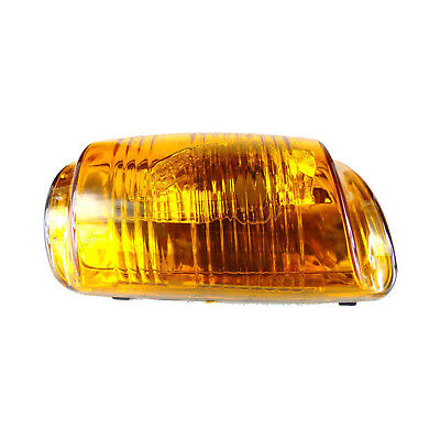 Ford Transit 2014 On Right Side Door Mirror Indicator Light Lamp Lens ( Amber )
