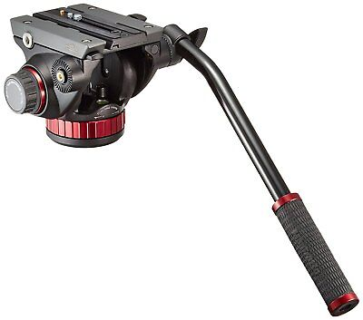 Manfrotto MVH502AH Video Pro Head For Camera - Supports 7kg #502HD