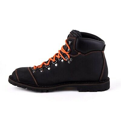 Magellan & Mulloy Stiefel Adventure Denver Schwarz Schwarz (Orange) 42