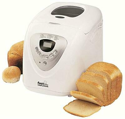 Home Bread Cake Maker White Morphy Richards 12 Programme Kitchen Appliance