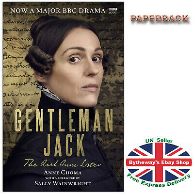 GENTLEMAN JACK The Real Anne Lister Official Companion to the BBC Series *NEW*