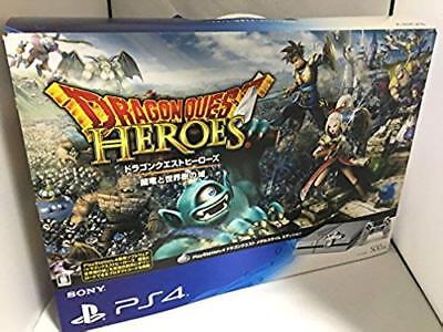 PS4 PlayStation 4 Console System Dragon Quest Metal Slime Edition 500GB Japan