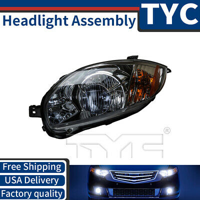 To:01//2007 Right Side Headlight Assembly For 2006-2007 Mitsubishi Eclipse