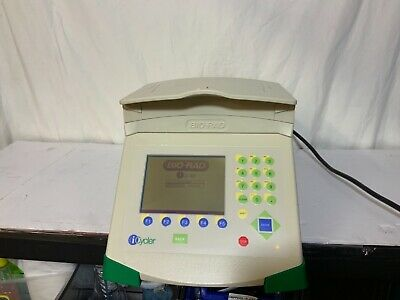 BIO-RAD ICycler Thermal Cycler System with 96 Well Reaction Module