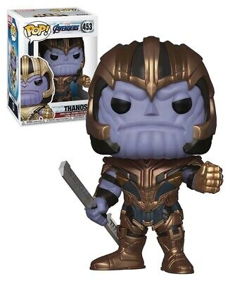Funko Pop! Thanos End Game Figure #453 - Marvel Avengers #453 Brand New!!
