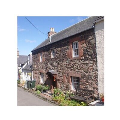 3 Nights Charming Scottish Holiday Cottage 45 mins North of Edinburgh 2 Sleeps 4