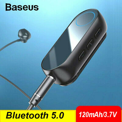 Baseus Bluetooth 5.0 Adapter Wired to Wireless Headset Media Music Receiver