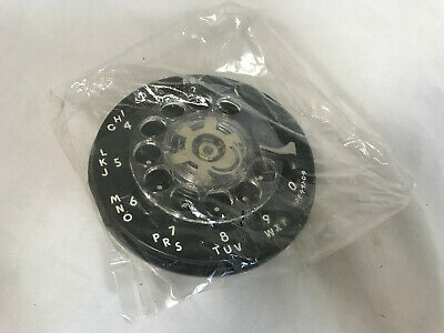 1960s WESTERN ELECTRIC SYSTEM 9H-3 ROTARY DIAL for TELEPHONE
