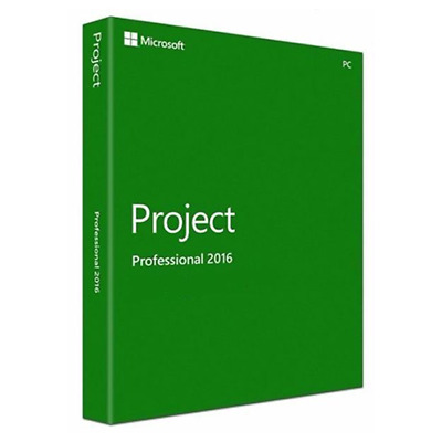 Vollversion Microsoft Project 2016 Professional MS Pro 32/64Bit Deutsch English