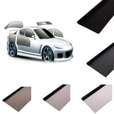 1%/5%/15%/25%/35% VLT Car Home Glass Window TINT TINTING Film Kr