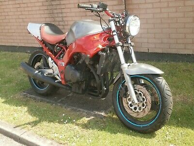 Suzuki RF400 1995 Streetfighter Project Spares or Repairs unfinished project