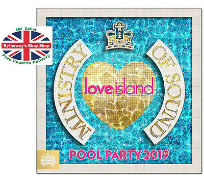 LOVE ISLAND Pool Party 2019 Ministry Of Sound CD *BRAND NEW*