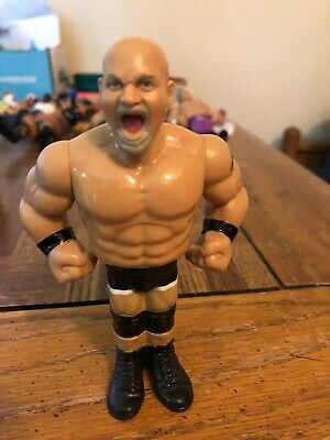 Goldberg Wwe Mattel Retro Series 2 Wrestling Action Figure Nxt Nwo Wwf Wcw Aew