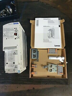 Lathe motor inverter  Frequency Converter 8200 Vector 750 watt with can module