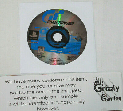 USED Gran Turismo PlayStation 1 PS1/PSX (NTSC) DISC ONLY!!