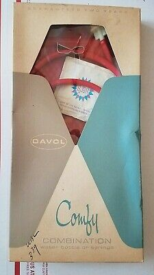 Vintage DAVOL # 12  Family Combination Water Bottle or Syringe w/Box