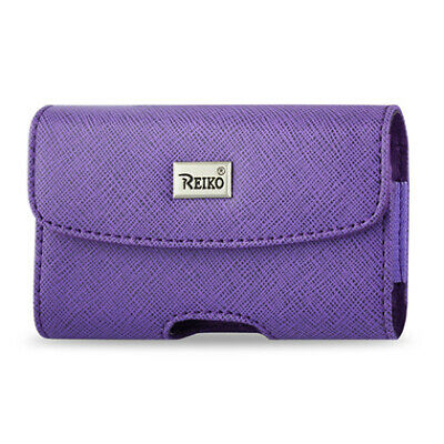 Horizontal Pouch Hp1023 Blackberry 8330 Purple 4.30 X 2.40 X 0.60 Inches