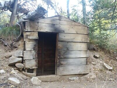 IDAHO GOLD & SILVER MINE lode mining claim PLACER CREEK nugget FAIRFIELD CAMAS