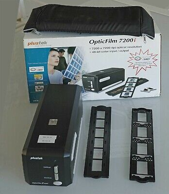 PLUSTEK OPTICFILM 8100 35mm Film Scanner - $157 50 | PicClick