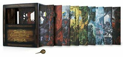 Game of Thrones: The Complete Collector's Set (Blu-ray + DVD + Digital)