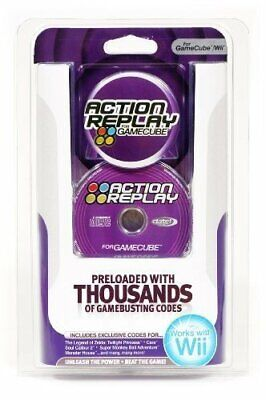Datel Action Replay for GameCube