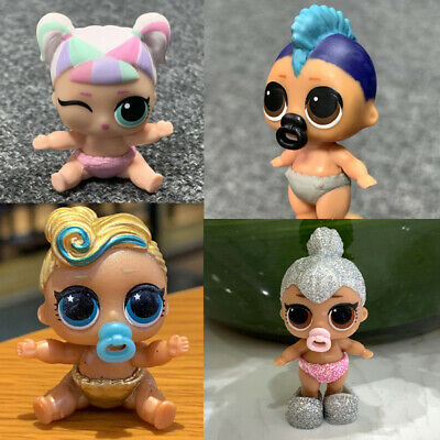 4Pcs LOL Surprise Dolls Lli punk boi boy unicorn KITTY QUEEN LUXE L.O.L Original