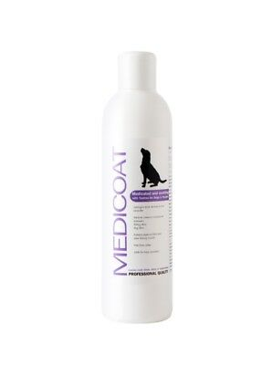 Medicated Dog Shampoo: Anti-Fungal & Anti-Bacterial - Healthcare And Grooming
