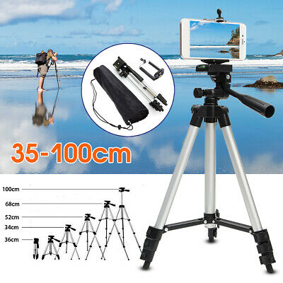 Stretchable Camera Mobile Phone Tripod Stand Mount Holder Grip For iPhone 8 X XS