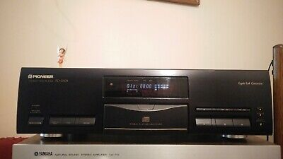 Pioneer PD S703 CD player no remote