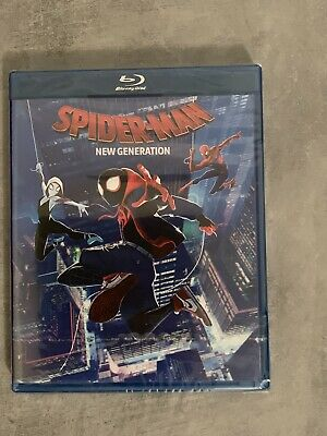 SPIDER-MAN NEW GENERATION BLU-RAY - Neuf Sous Blister