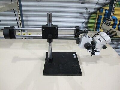Omano Microscope with 10x Lenses, Light Ring, and Warranty!!