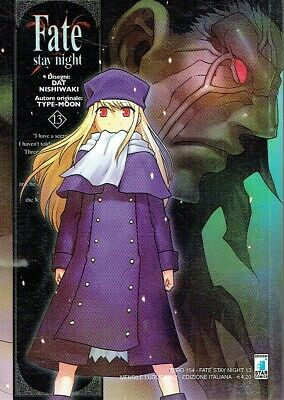 manga FATE STAY NIGHT n.13 - Star Comics