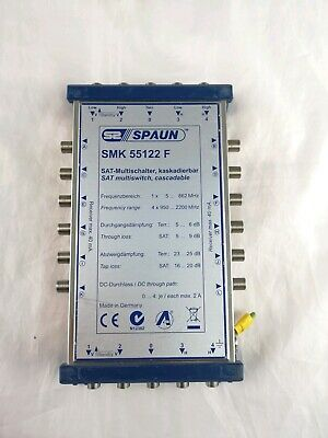 Spaun S2 Cascadable multiswitch SMK 55122 F