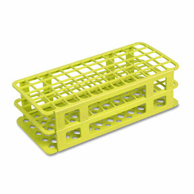 40 Place, 20/21mm Snap Rack, PP Plastic, Yellow (Case 50)
