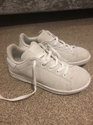 new concept be008 7a679 ADIDAS ORIGINALS STAN SMITH Child Trainers Size UK 13 13.5 2 ...