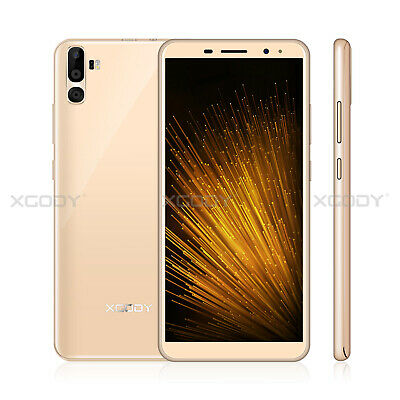 2019 New Unlocked Android 8.1 Smart Mobile Phone Dual SIM 4Core 8GB 5.5 Inch 3G