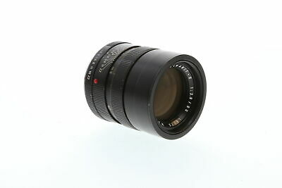 Leica 90mm F/2.8 Elmarit 3 Cam #11239 R Mount Lens