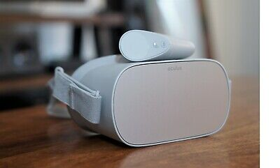 Oculus Go VR Headset Virtual reality. Used once