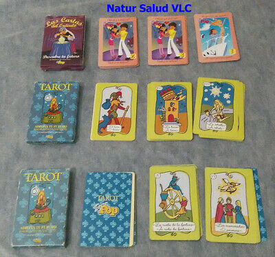 Tarot Super Pop Nº1_22 cartas y Las cartas del Oráculo_24 cartas Super POP