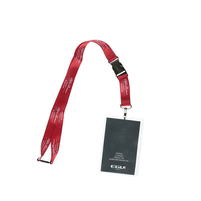 Alfa Romeo Racing Official Lanyard - 2019