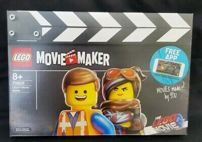 70820 LEGO The LEGO Movie LEGO® Movie Maker 482 Pieces Age 8+ New Release 2019!