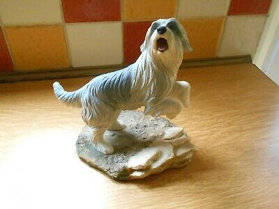 Fabulous Old English Sheepdog by North Light