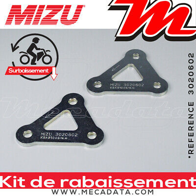 Kit de Rabaissement Aprilia Tuono V4 1100 RR / Factory (KG) 2019 Mizu - 20 mm