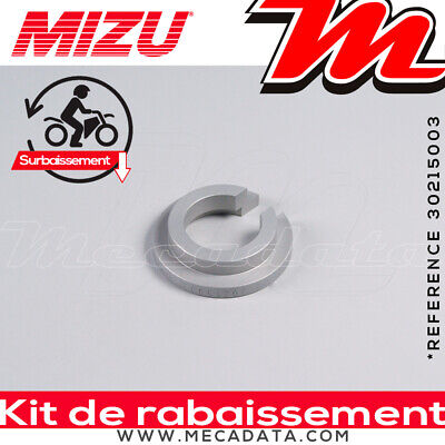 Kit de Rabaissement KTM 690 Duke () 2009 Mizu - 20 mm