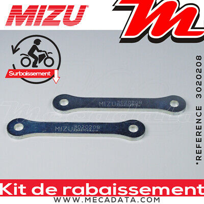 Kit de Rabaissement Triumph Trophy 1215 SE (V13VH) 2016 Mizu - 40 mm