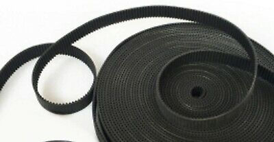 1mt 3M 20mm wide 3mm pitch Open End Timing Belt Mainly for CO2 Laser Machines UK