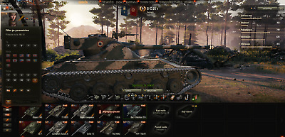 WORLD OF TANKS account EU - T57 Heavy Tank - EUR 16,96 | PicClick FR