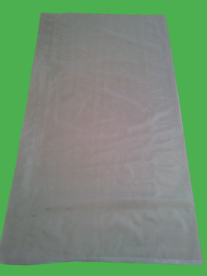 100  Heavy Duty Large Plastic Bags Clear 400mmx 800mm ideal for 15kg Packaging