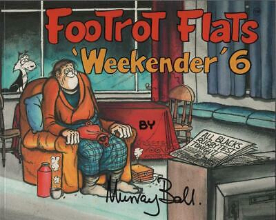 Footrot Flats - 'Weekender' 6 - Murray Ball - Near Perfect Copy Fast Free Post