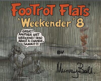 Footrot Flats - 'Weekender' 8 - Murray Ball - Near Perfect Copy Fast Free Post